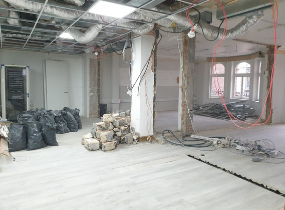 Green Park - Office Refurbishment
