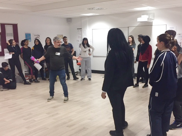 London Academy of Excellence Acting Workshop