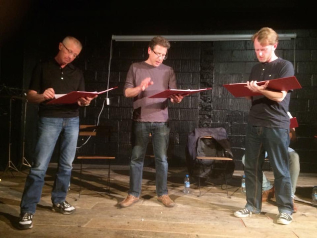 Rehearsed Reading of 'Canoe Lake'