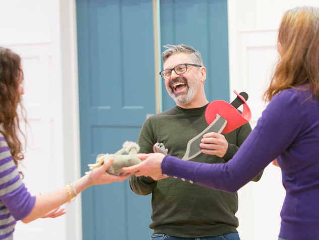 Improv Games for Adults