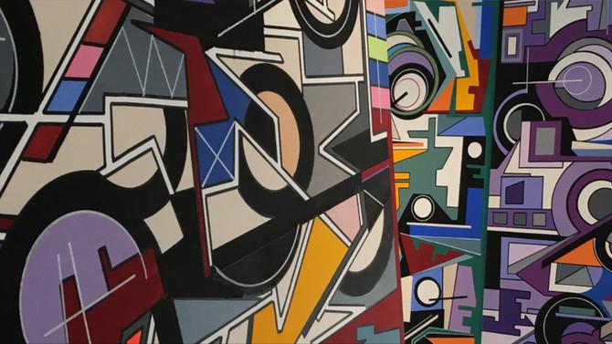 ANDREA GENTILI - Geometria e colori