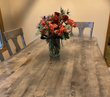 Creating a Table Scape