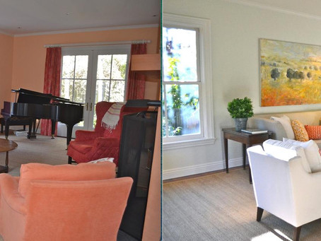 10 QUICK Staging Tips to have your home show ready.