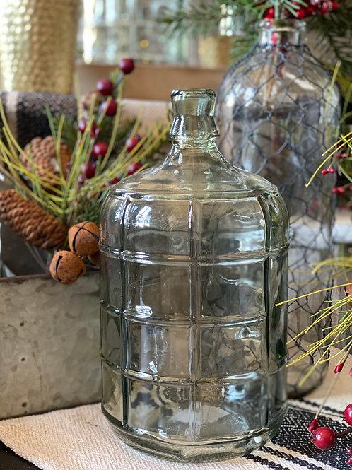 Glass Vintage Bottle