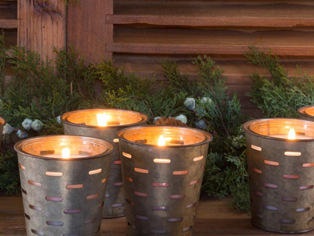 Candles, Odors and Open House
