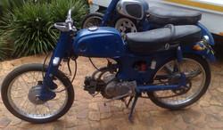 1963 Honda C1 10 before