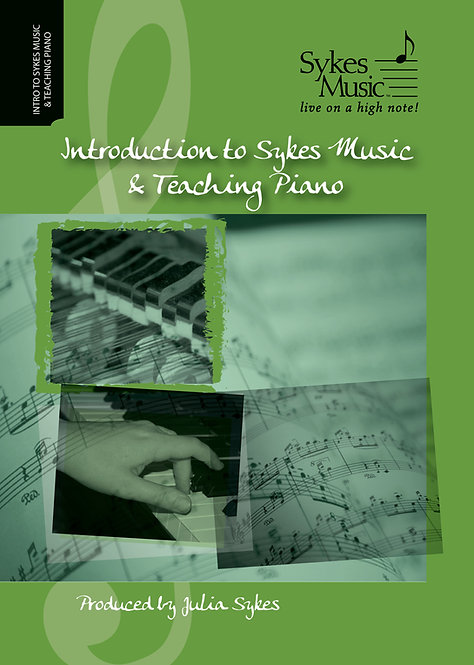 Introduction to Sykes Music & Teaching Piano