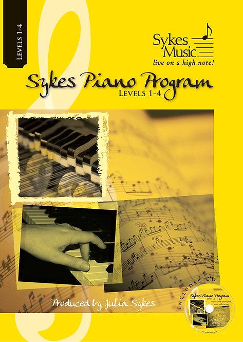 Program Levels 1 - 4 Practical Book