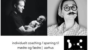 Individuelt coaching / sparring til mødre og fædre