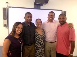 2014 ILI Faculty & Howard Stevenson