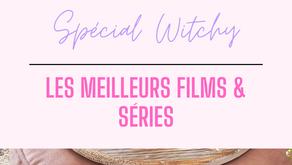 Les 10 films & séries de sorcières à regarder en Octobre