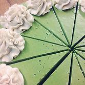 matcha raw vegan gluten free cheesecake
