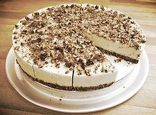 maple vanilla raw vegan gluten free cheesecake