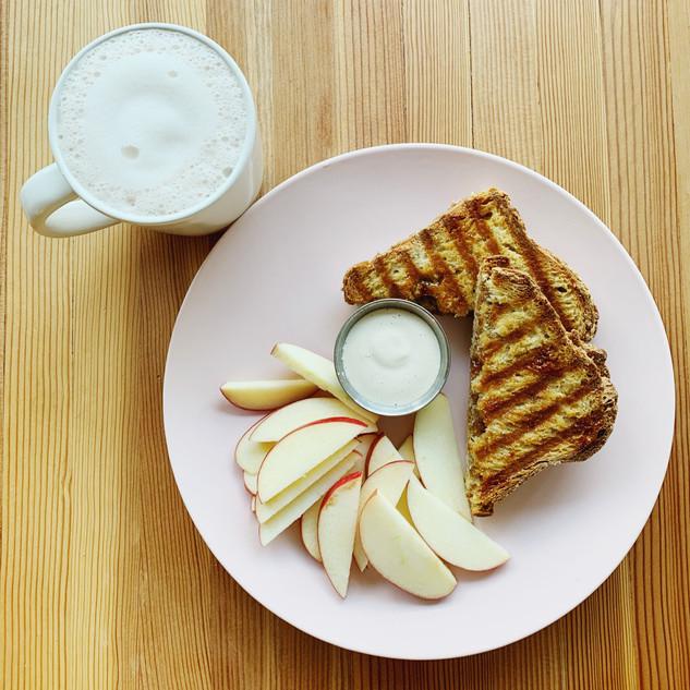 vegan gluten-free panini Rawdacious Tiny Moreso