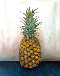 Pineapple Ikat r