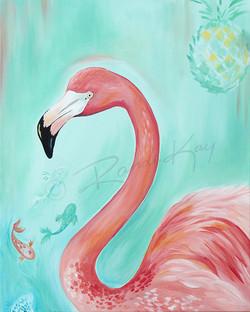 Flamingo Paradise r
