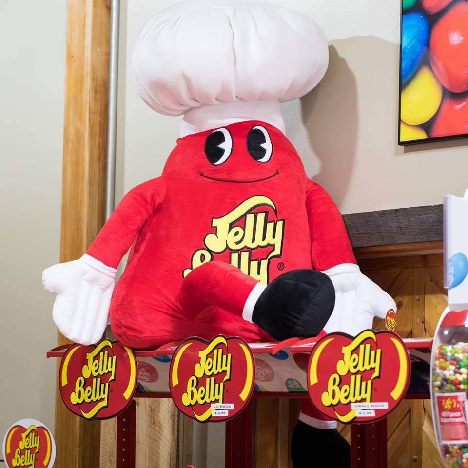 Mr Jelly Belly