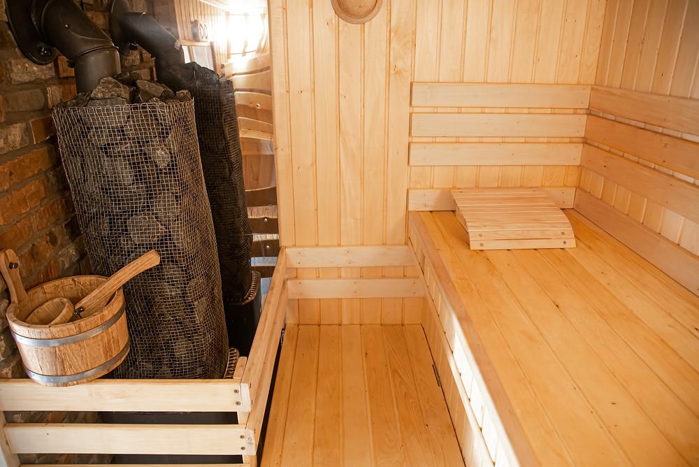 Como usar sua sauna corretamente?