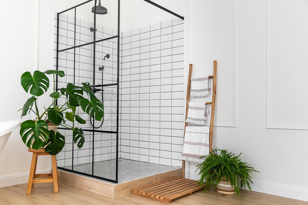 Planejamento passo a passo para um banheiro inovador
