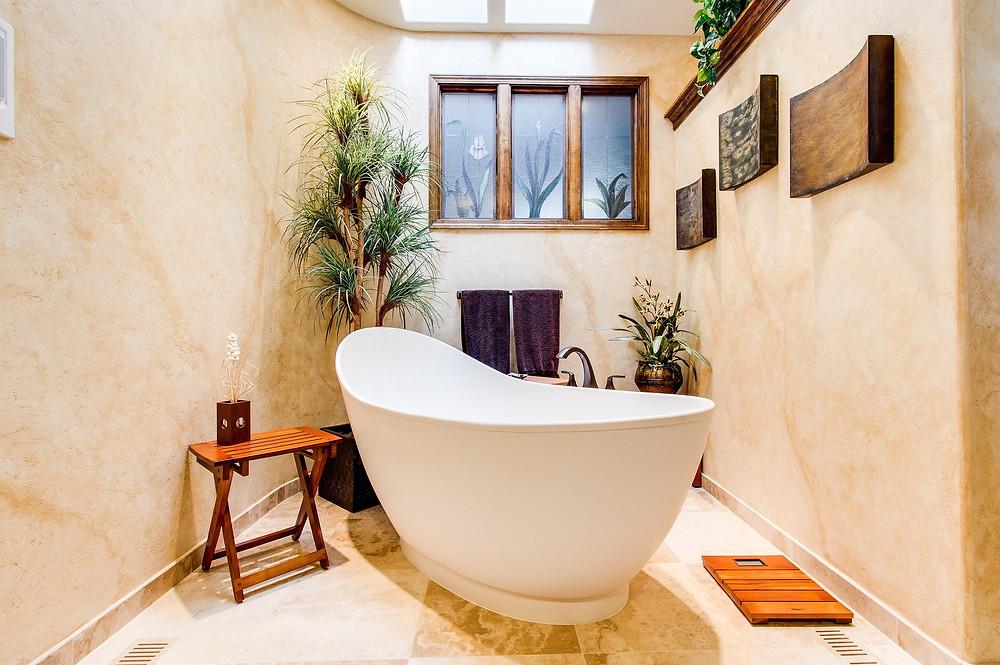 Como deixar um banheiro sofisticado