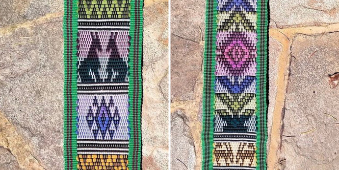 Tontonicapan weave from South America