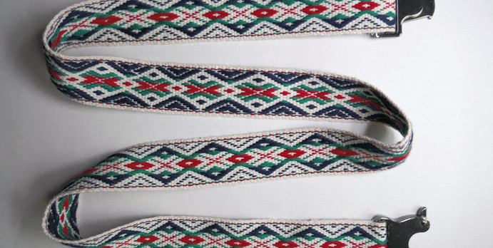 Estonian pick up weave