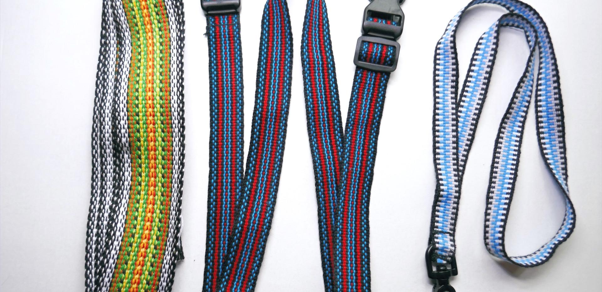 Plain Inkle weave