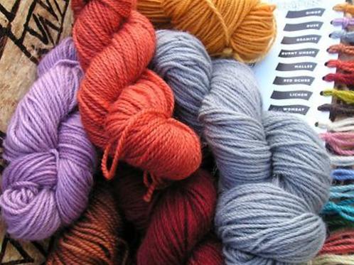 Desert colours dye kit - Landscape dyes