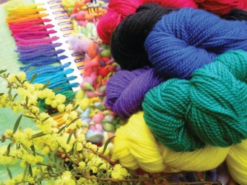 Landscape dyes kit -bright primaries