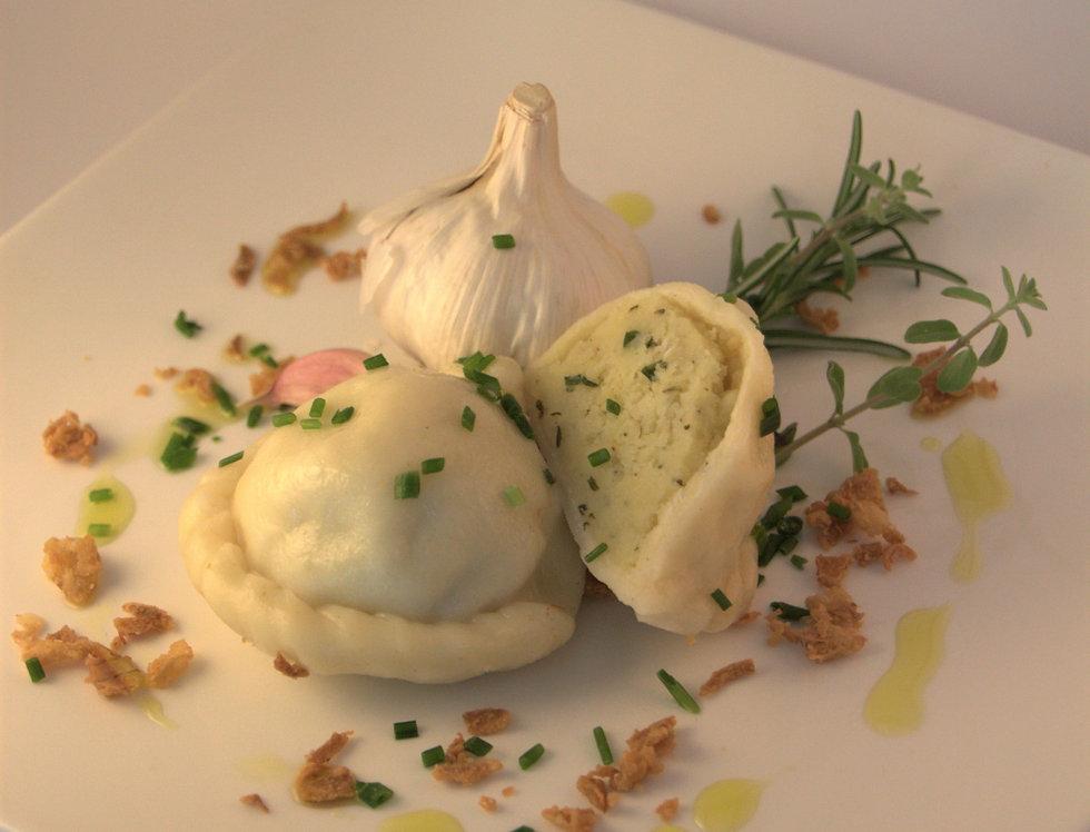 Kartoffelnudel (Vegan)