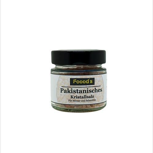 Pakistanisches Kristallsalz