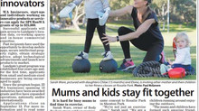 Fit Mums launches at Rosalie Park