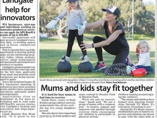 Fit Mums launches at Rosalie Park
