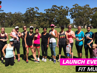 FIT MUMS launches at College Park in Nedlands