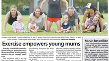 Fit Mums Nedlands for International Women's Day
