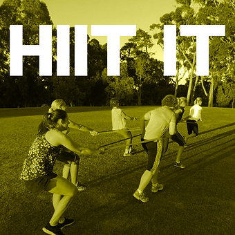Body Rockers - HIIT IT exercise classes