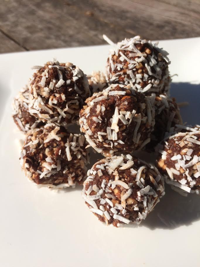Body Rocker - Healthy Chocolate Bliss Balls