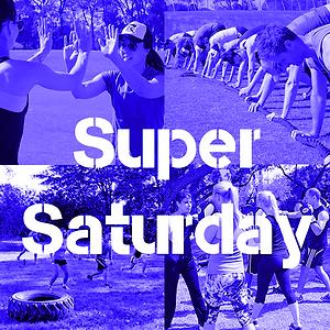 Body Rockers - Super Saturday