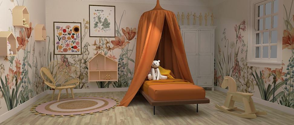 Magic Garden - princes room