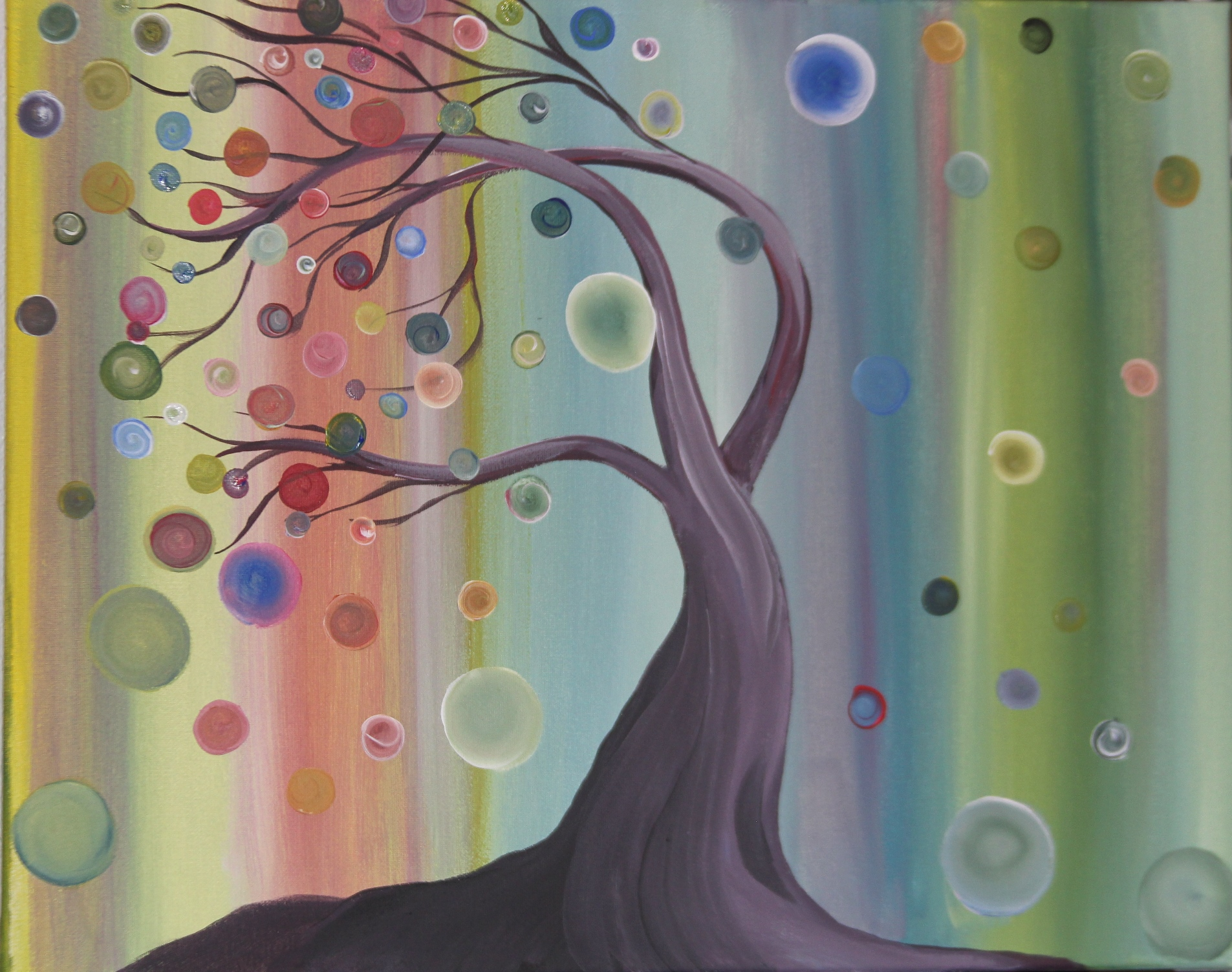 Color Bubble Tree