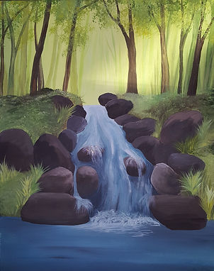 Waterfall in the Woods.jpg