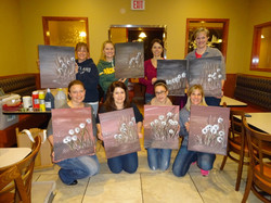 First Group of amazing painters