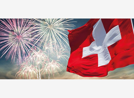 Die Weltnation Schweiz - Happy Birthday