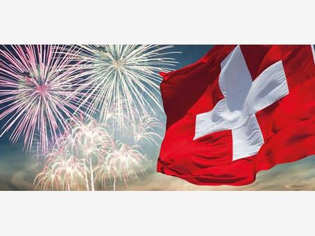 Die Weltnation Schweiz - Happy Birthday