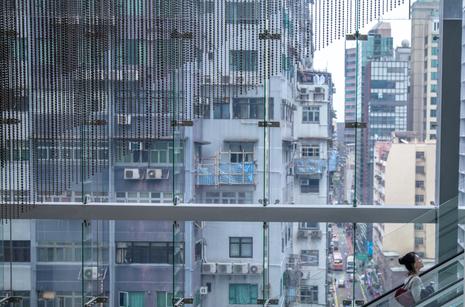 iSquare Mall, Hong Kong