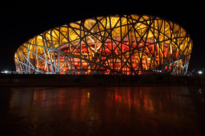Birds Nest Stadium, Beijing