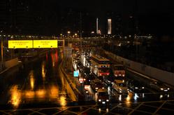 Highway Traffic, Hong Kong