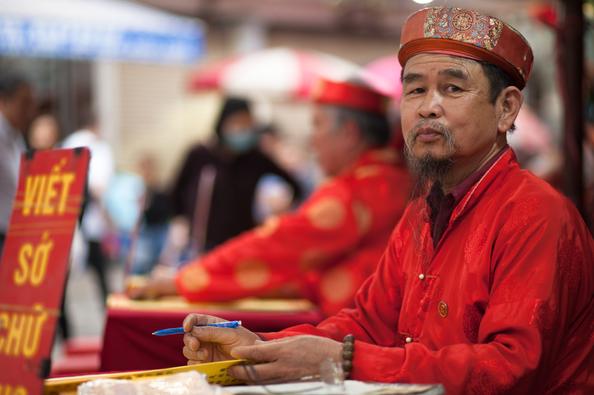 Fortune Teller, Hanoi