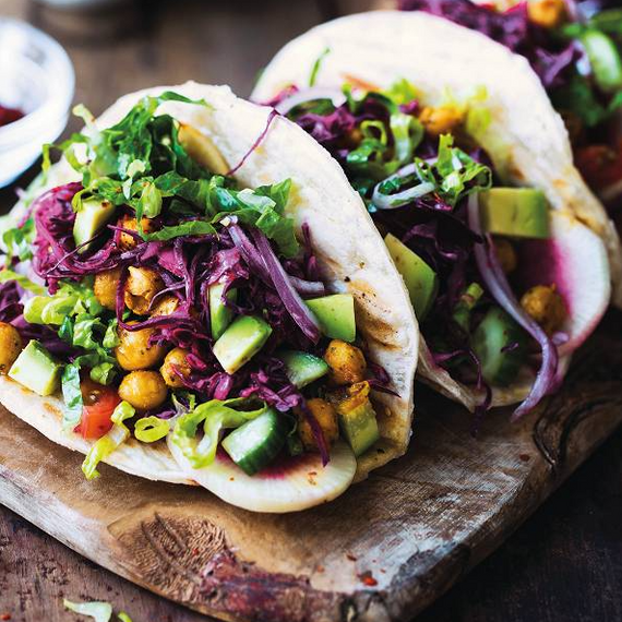 Vegeterian Tacos