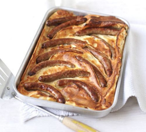 Toad In The Hole